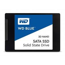 """ويسترن ديجيتال قرص تخزين صلب داخلي BLUE 3D NAND SATA SSD 500GB 2.5"""""""