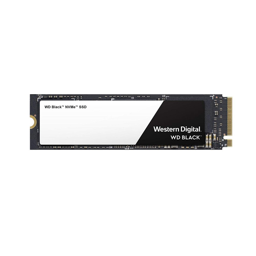WESTERN DIGITAL INTERNAL SOLID STATE DRIVE NVME 2280 SSD M2 250GB BLACK