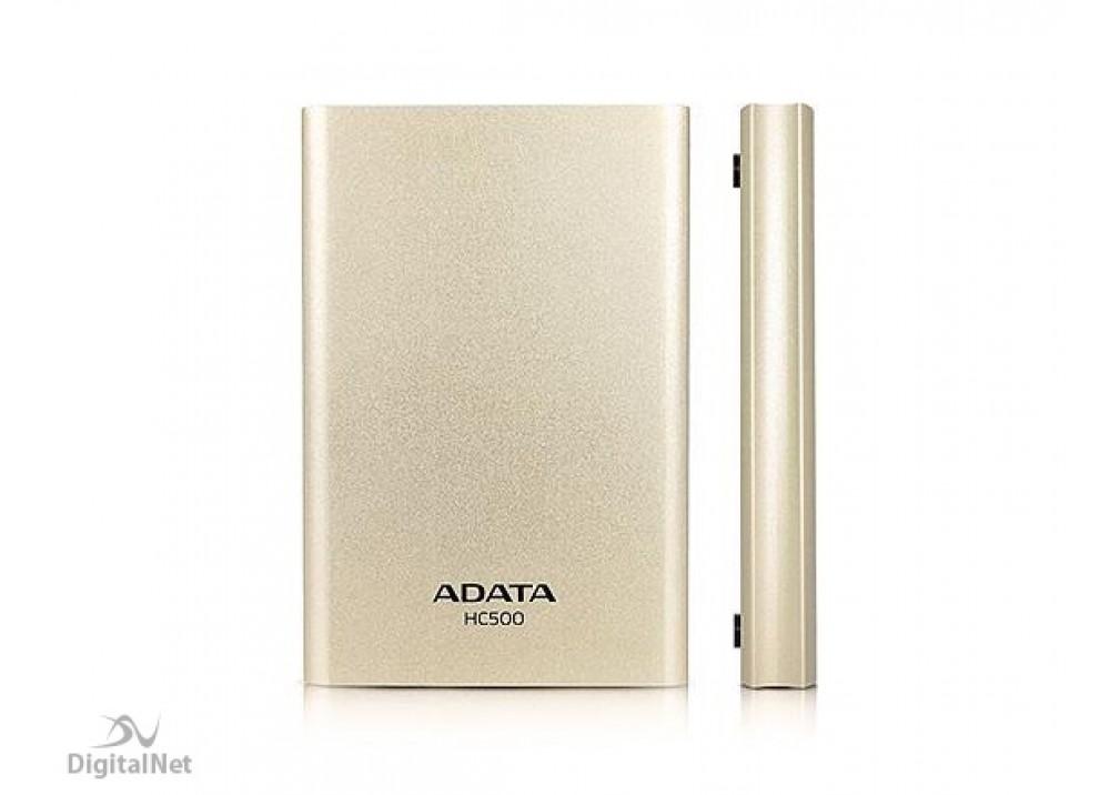 A-DATA EXTERNAL HARD DISK 2TB HC500 GOLD USB.3