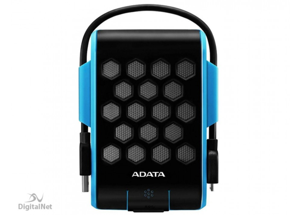 A-DATA EXTERNAL HARD DISK 1TB HD720 ANTI SHOCK & WATERPROOF USB.3 BLUE