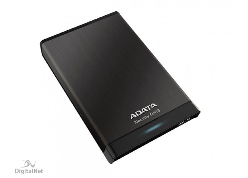 A-DATA EXTERNAL HARD DISK 1TB NH13 BUSINESS USB 3.0 METALLIC BLACK