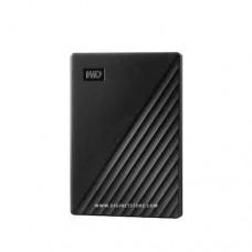 ويسترن ديجيتال هارد خارجي MY PASSPORT 4TB 3.2 GEN1 اسود