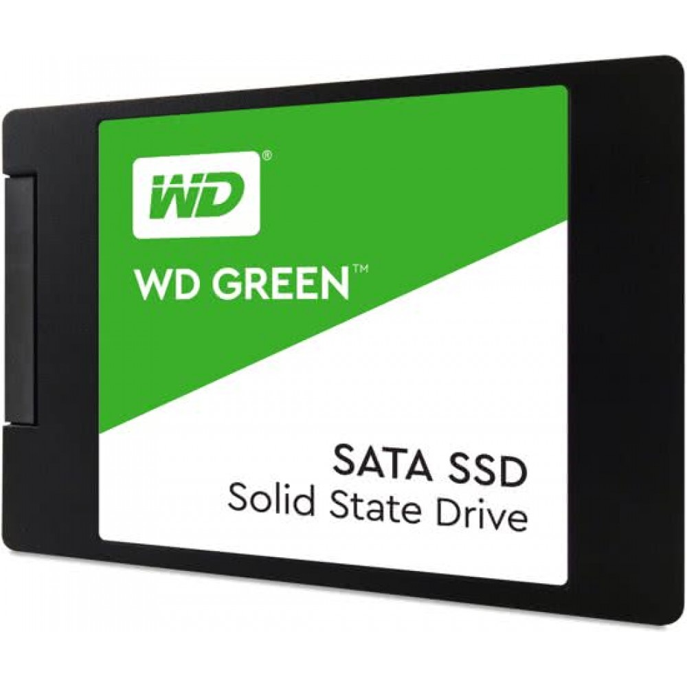 "WESTERN DIGITAL INTERNAL HARD DISK SSD 120GB 2.5"" GREEN"