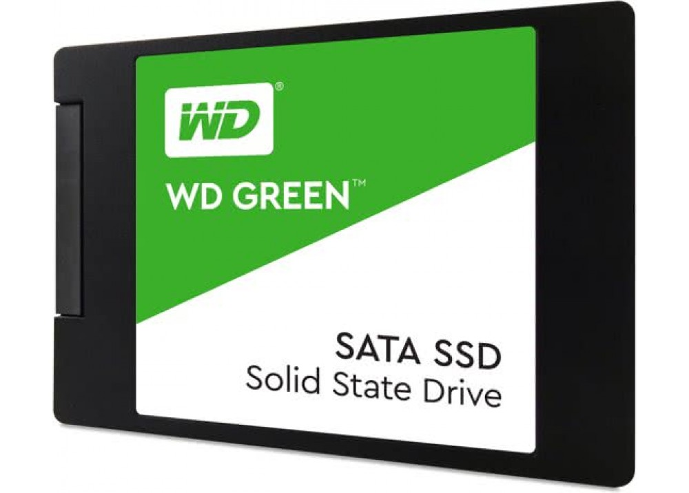 "WESTERN DIGITAL INTERNAL HARD DISK SSD 120GB 2.5"" GREEN"