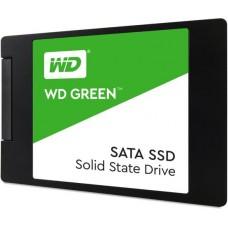 """ويسترن ديجيتال هارد داخلي SSD 120GB 2.5"""" أخضر"""