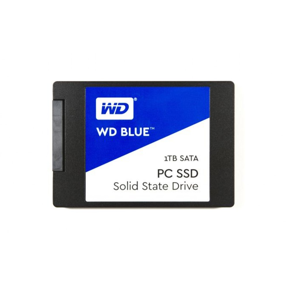 "WESTERN DIGITAL INTERNAL HARD DISK SSD 1TB 2.5"" BLUE"