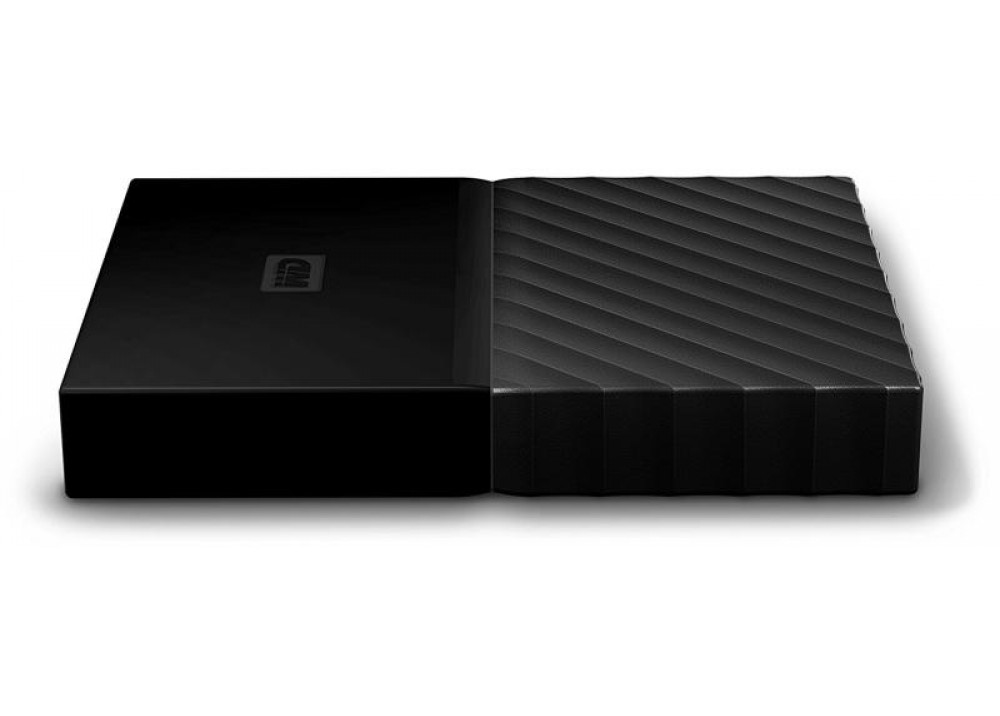 WESTERN DIGITAL EXTERNAL HARD DISK MY PASSPORT 4TB 3.0 BLACK