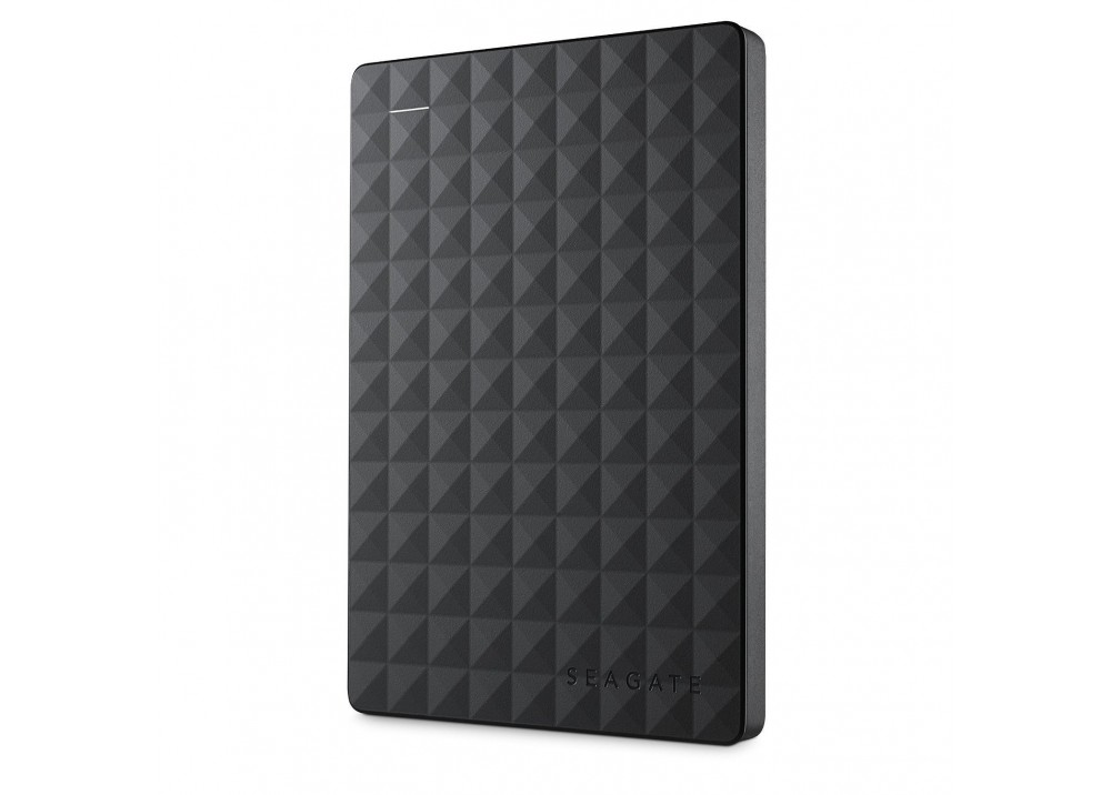 "SEAGATE EXTERNAL HARD DISK 2TB EXPANSION PORTABLE 2.5"" USB3.0 BLACK"