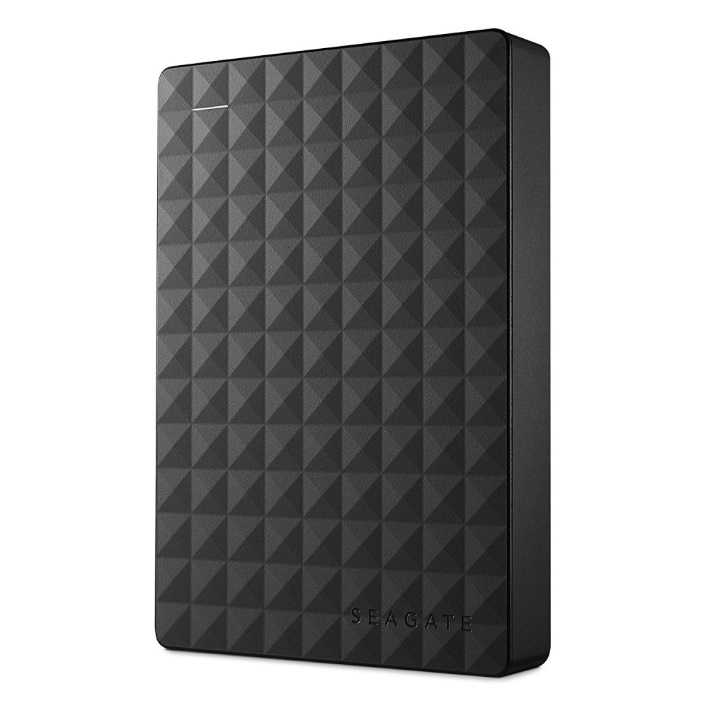 "SEAGATE EXTERNAL HARD DISK 4TB EXPANSION PORTABLE 2.5"" USB3.0 BLACK"