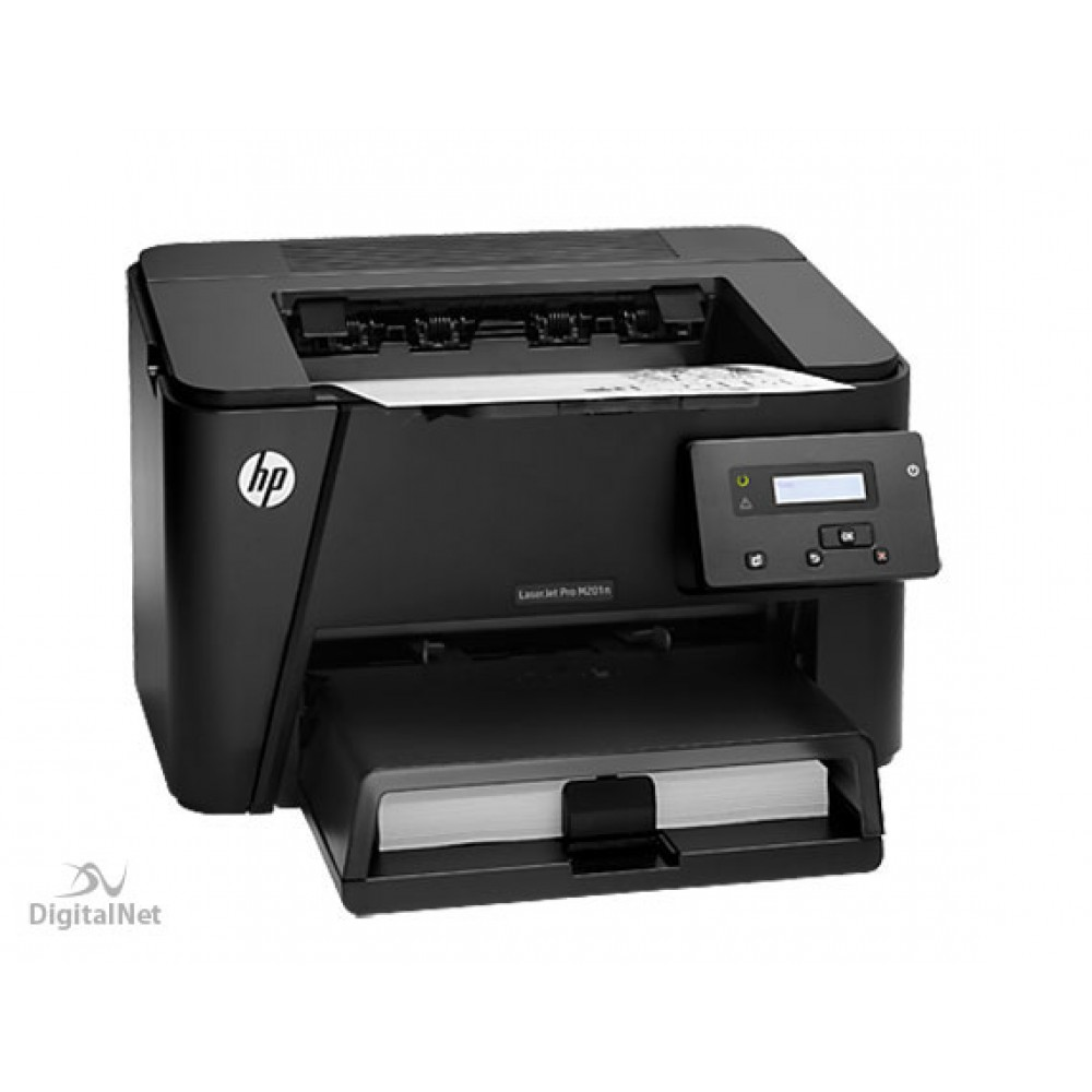 HP BLACK LASERJET 201 N PRINTER