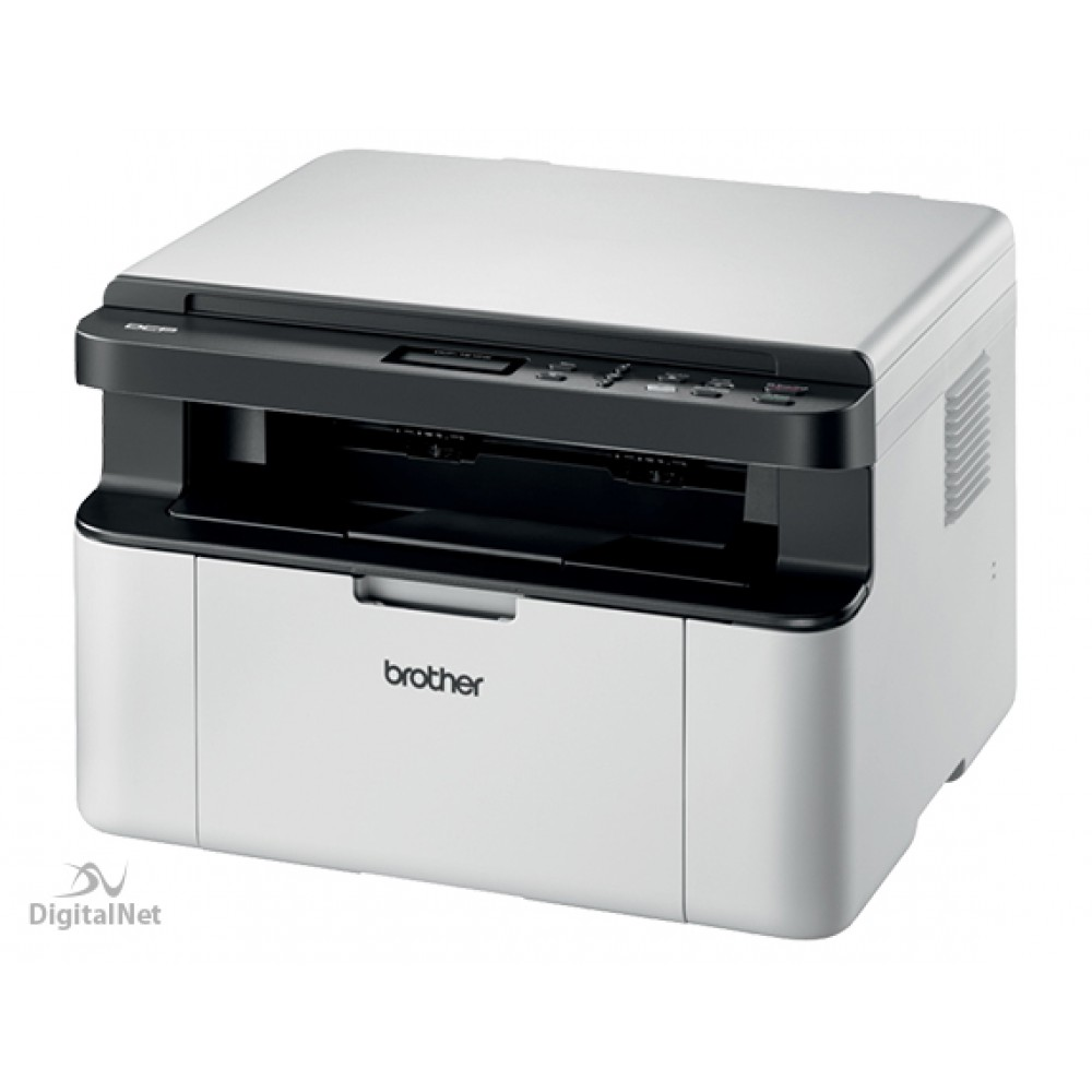 BROTHER BLACK MULTIFUNCTION LASERJET DCP - 1610 W PRINTER