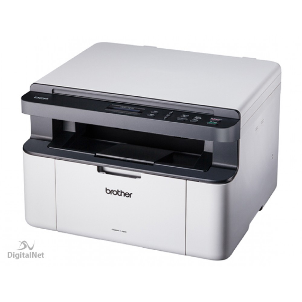 BROTHER BLACK MULTIFUNCTION LASERJET DCP - 1510 PRINTER