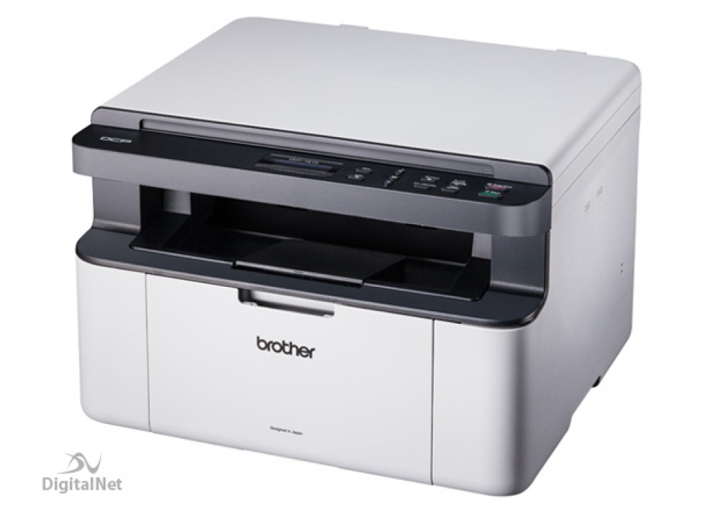 BROTHER BLACK MULTIFUNCTION LASERJET DCP - 1510