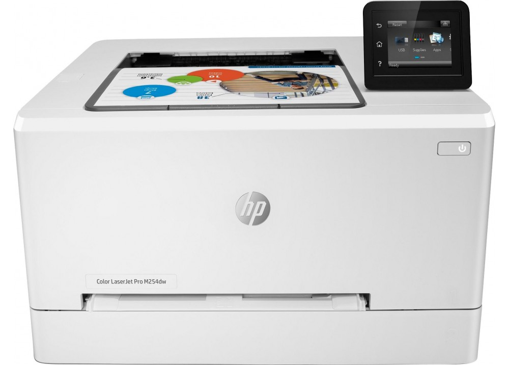 HP LASERJET PRO M254DW COLOR