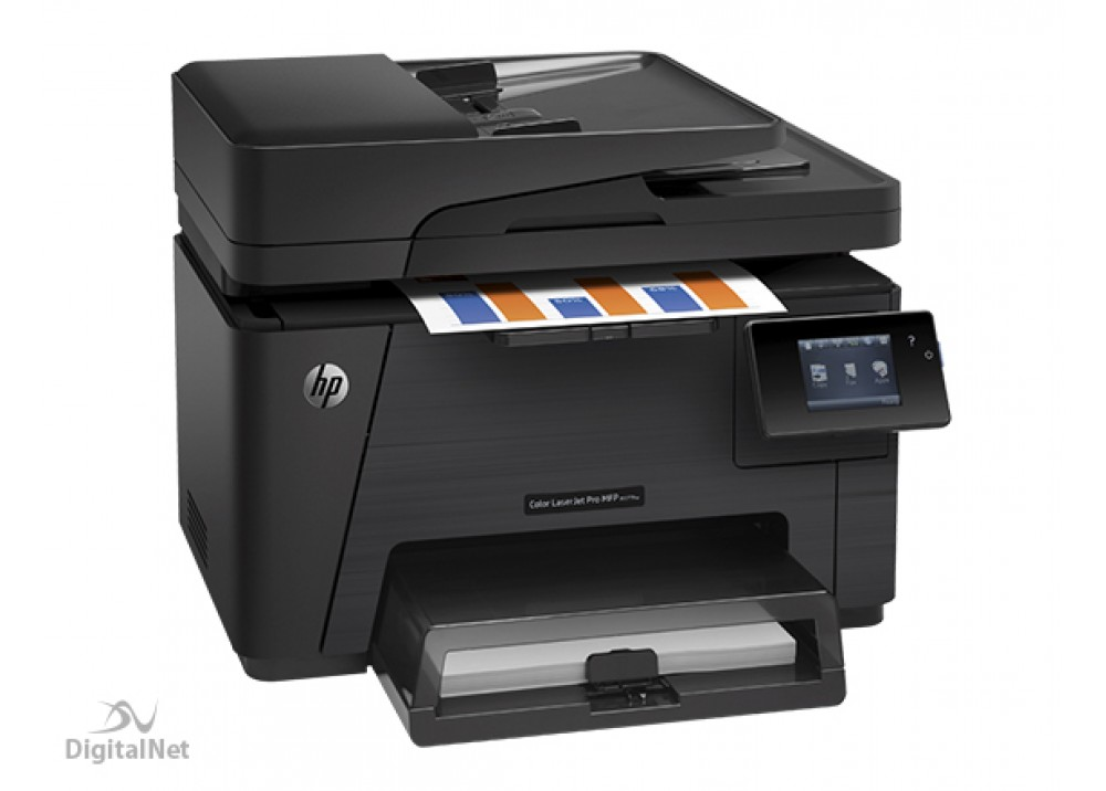 HP COLOR MULTIFUNCTION LASERJET PRO MFP M177 FW