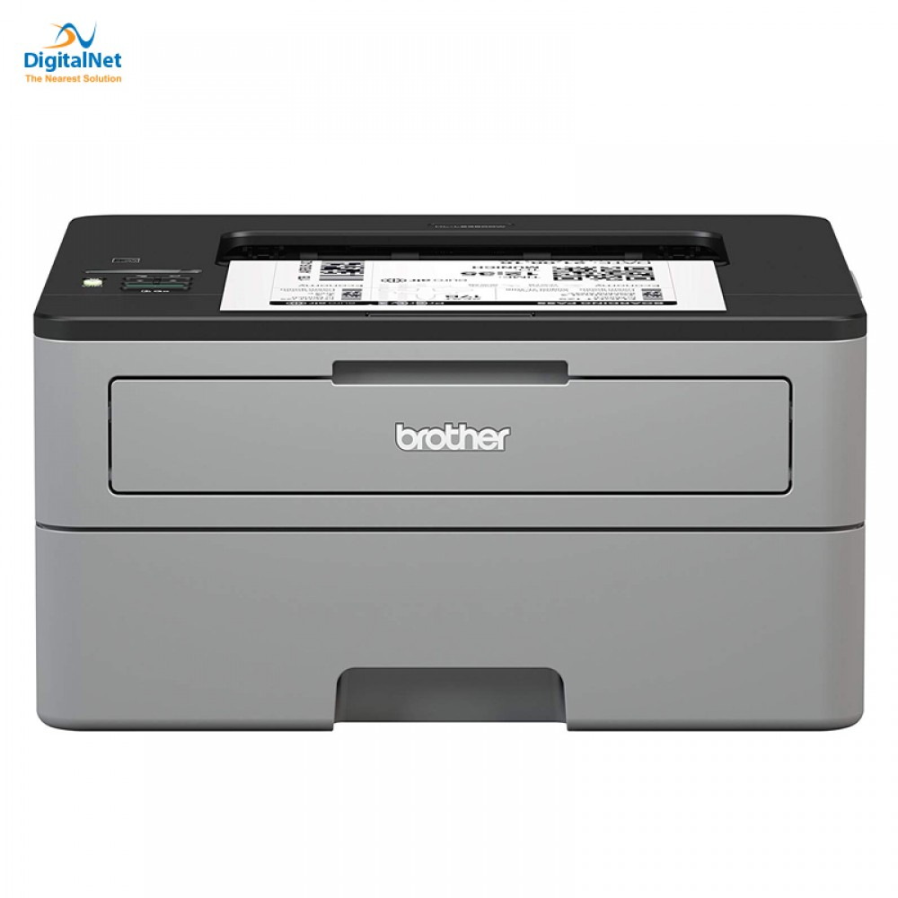BROTHER MONO LASER PRINTER HL-L2335D BLACK