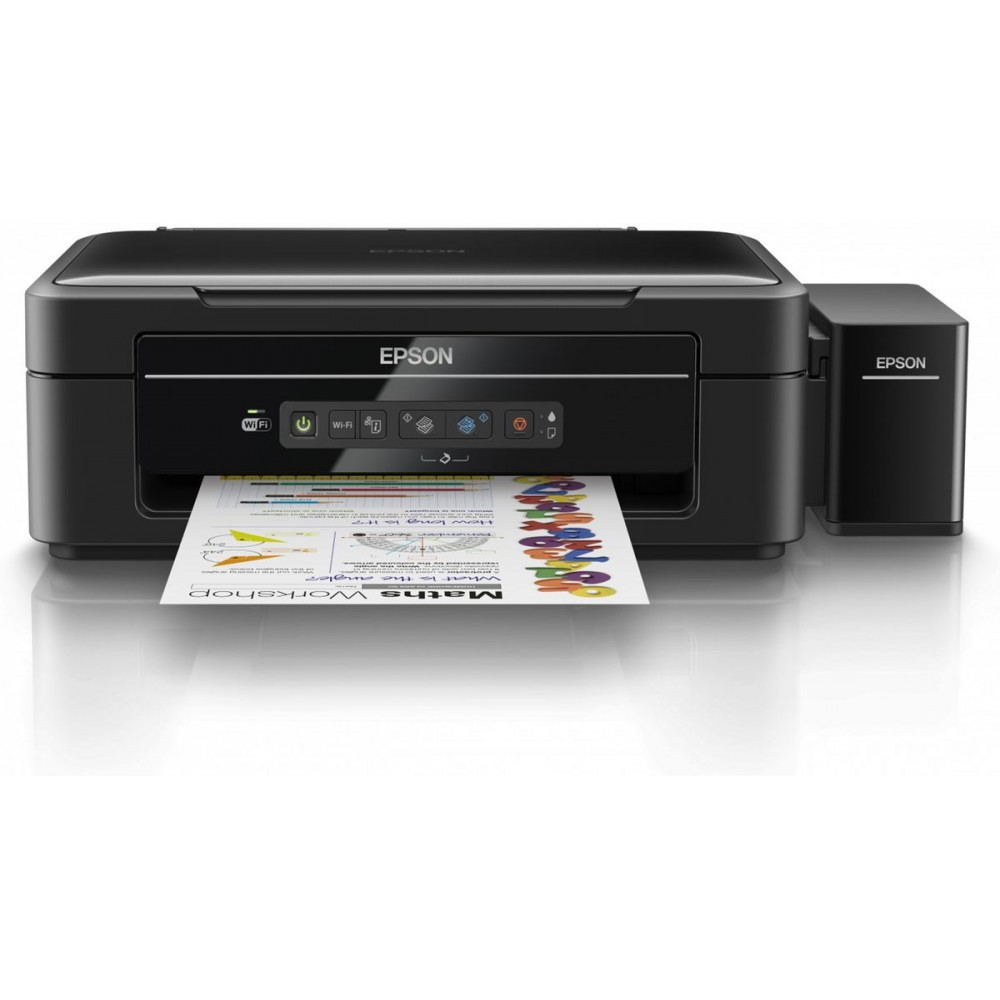 EPSON L386 A4 COLOUR ALL-IN-ONE MULTI FUNCTION INK TANK SYSTEM WIFI