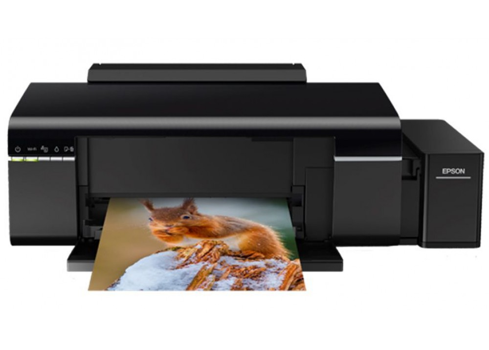 EPSON  L805 A4 COLOUR INK TANK SYSTEM WIFI