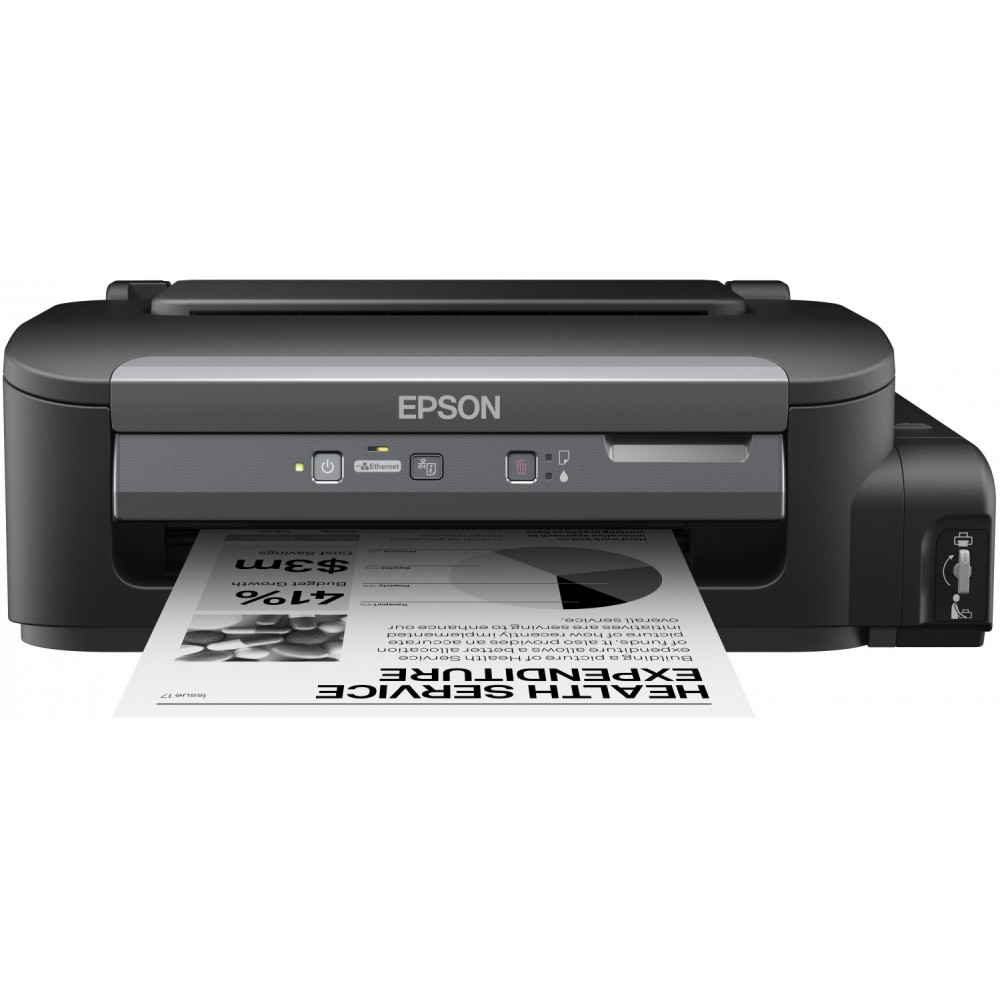 EPSON PRINTER MONO M100 INK SYSTEM BLACK