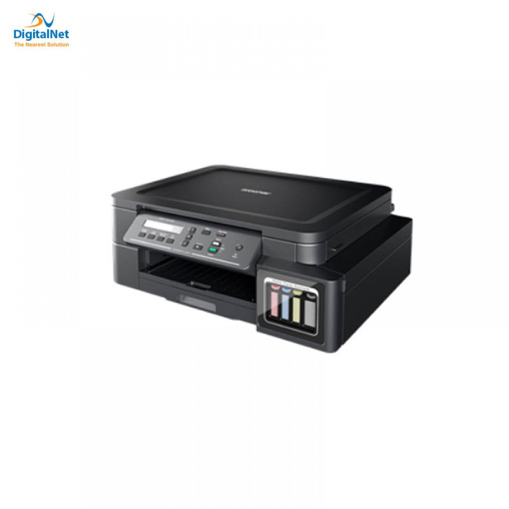 BROTHER  WIRELESS INJECT ALL IN ONE PRINTER DCP-T510 BLACK