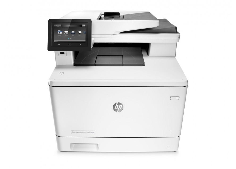 HP COLOR MULTIFUNCTION  LASERJET PRO 200 M477 FDW