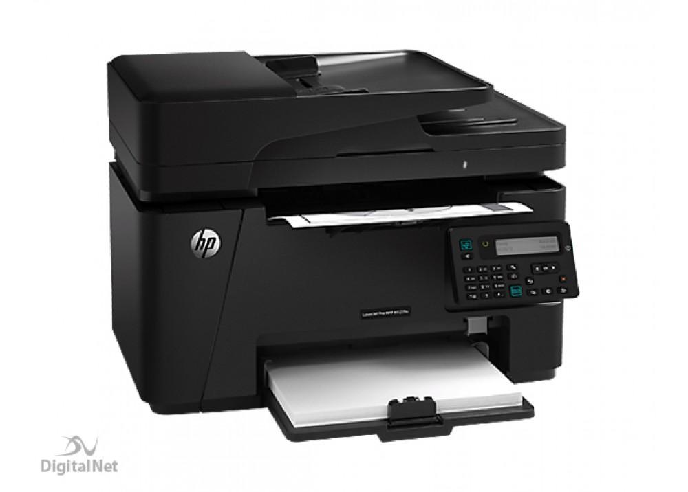 HP BLACK MULTIFUNCTION LASERJET PRO M127 FN