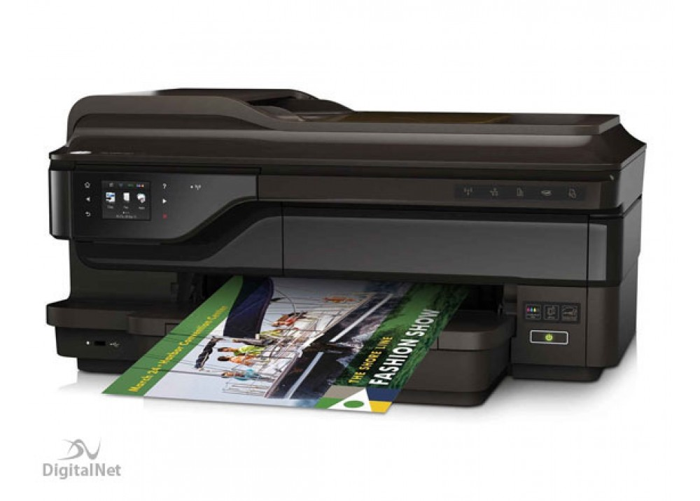 HP COLOR MULTIFUNCTION A3 OFFICEJET 7612W WIDE FORMAT
