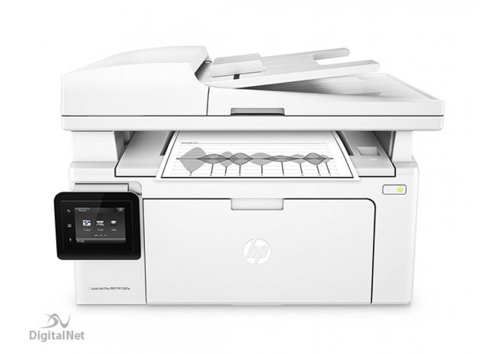 HP BLACK MULTIFUNCTION LASERJET PRO M130 FW