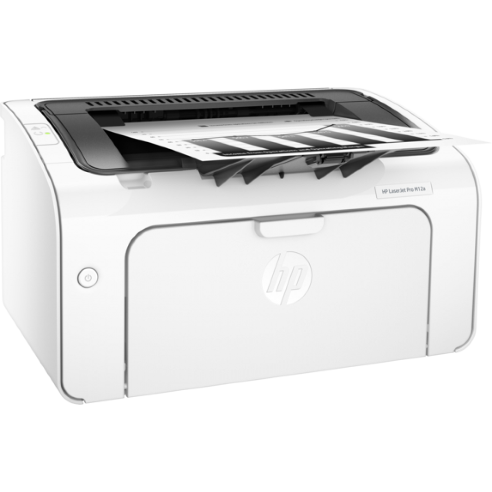 HP BLACK LASERJET PRINTER PRO M12A