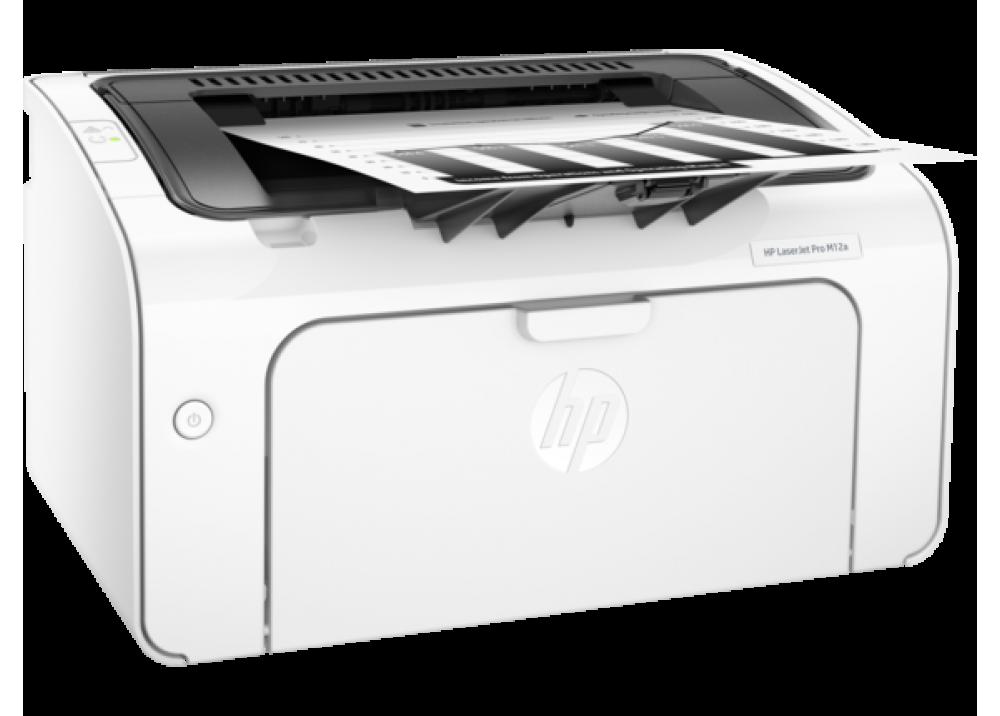 HP BLACK LASERJET PRO M12 A