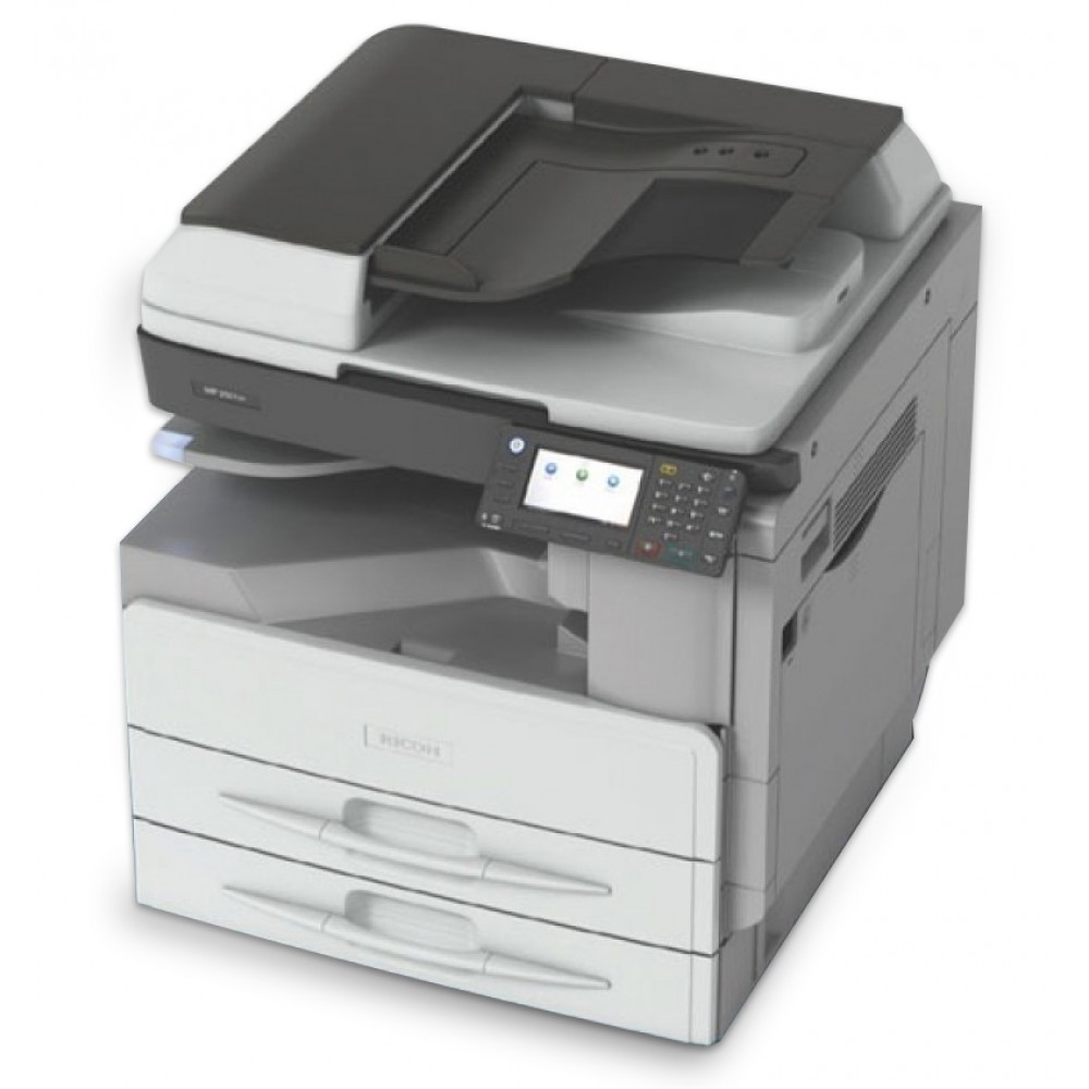 RICOH LASERJET COPIER MULTIFUNCTION MP 2501 SP ADF DUPLEX
