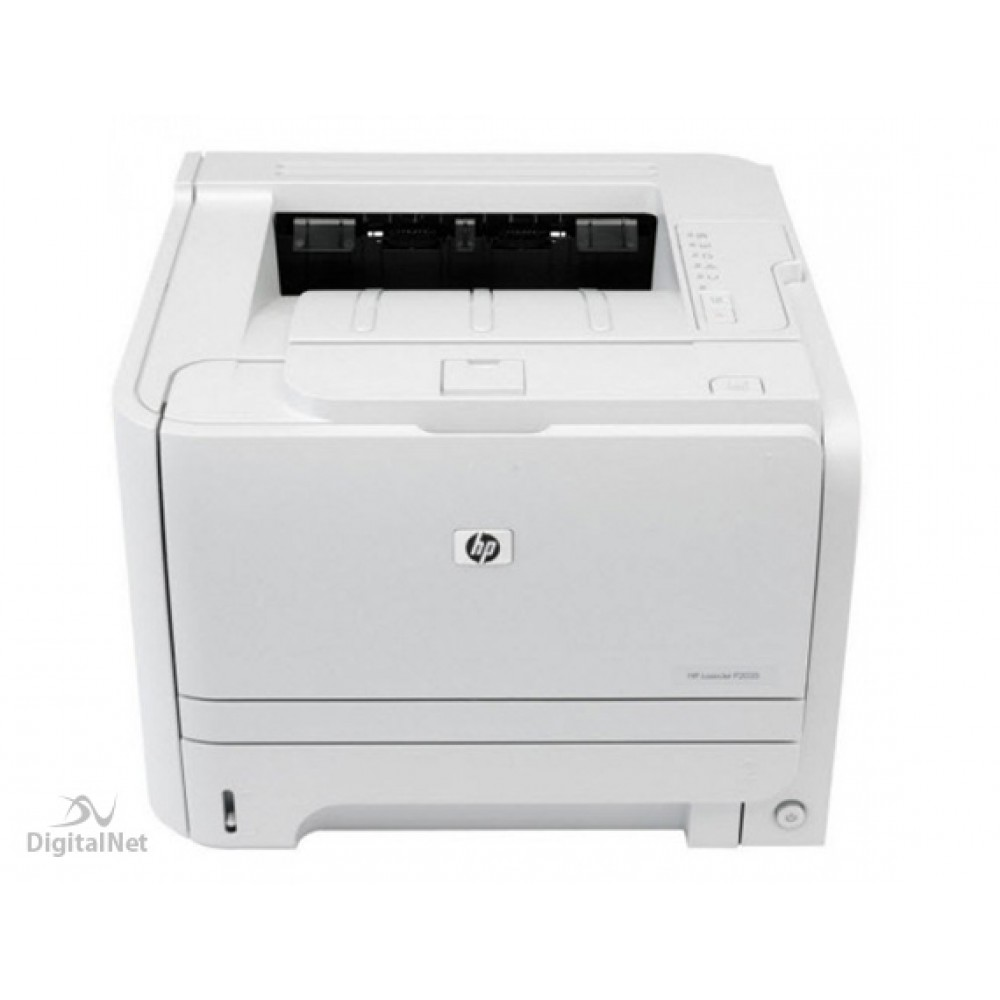 HP BLACK LASERJET P2035