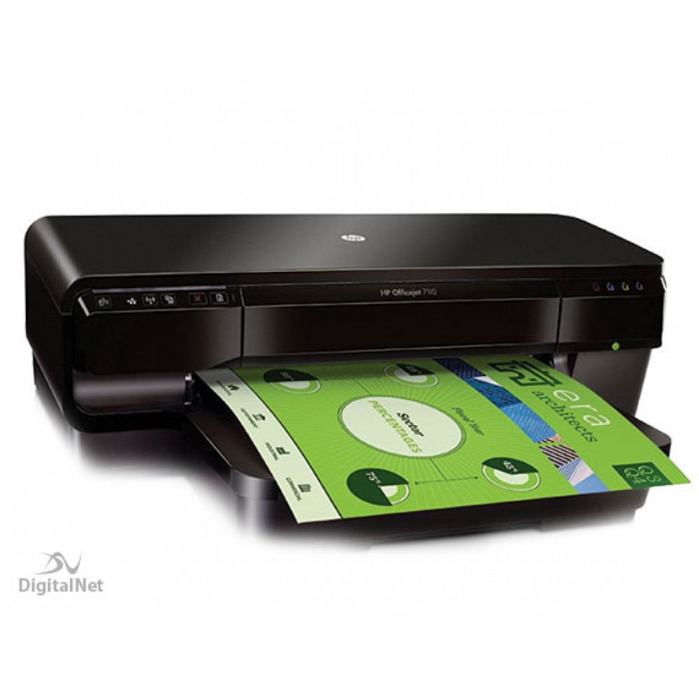 HP COLOR A3 OFFICEJET 7110W  WIDE FORMAT PRINTER