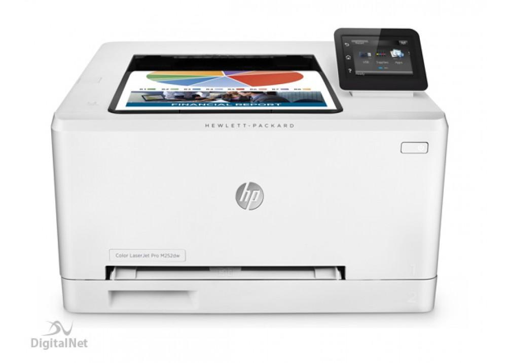 HP COLOR LASERJET Pro 200 252 DW