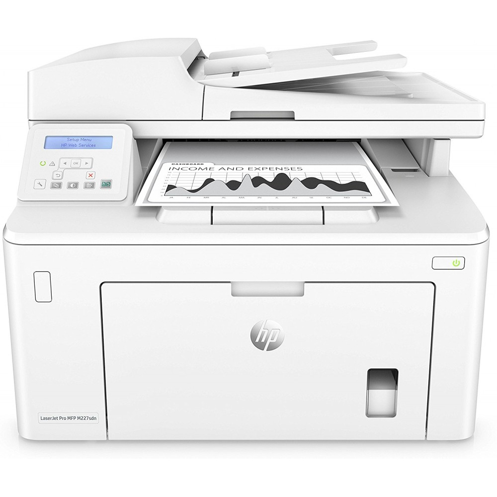 HP BLACK MULTIFUNCTION LASERJET PRO MFP M227 SDN