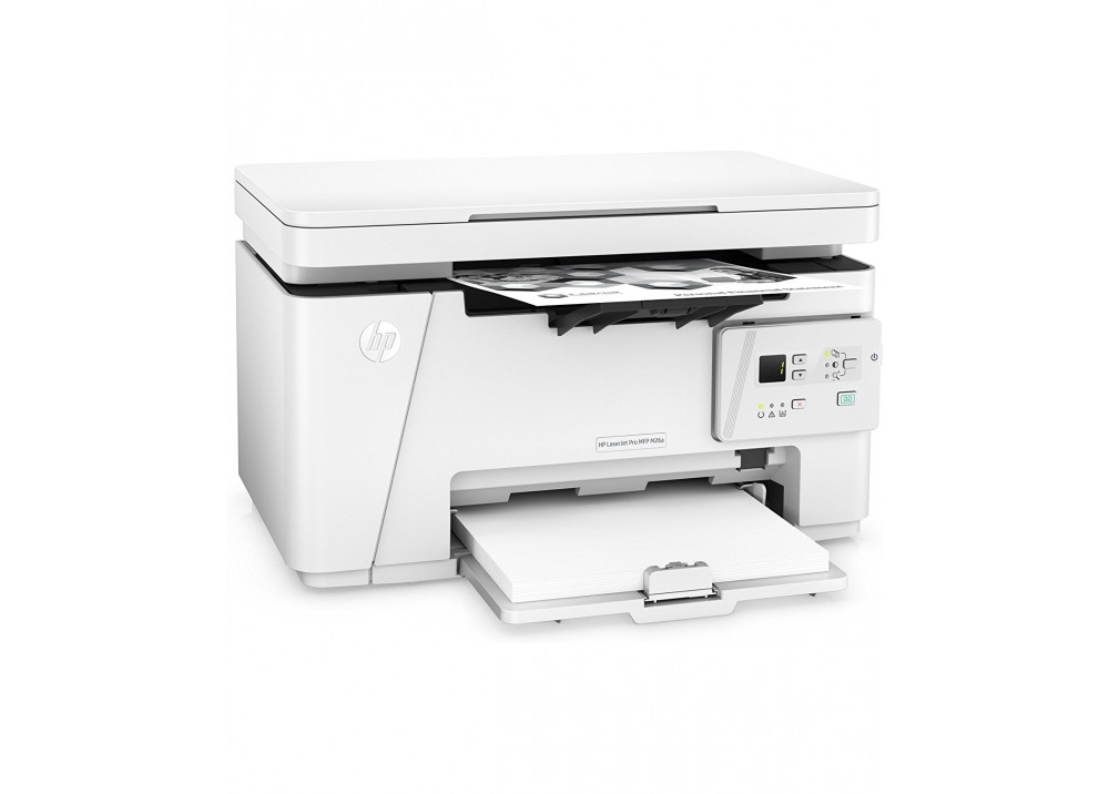 HP BLACK MULTIFUNCTION LASERJET PRO MFP M26A