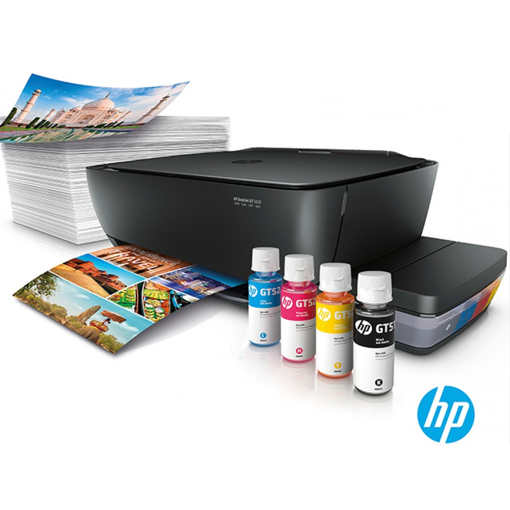 HP DESKJET GT 5810 ALL IN ONE INK SYSTEM COLOUR