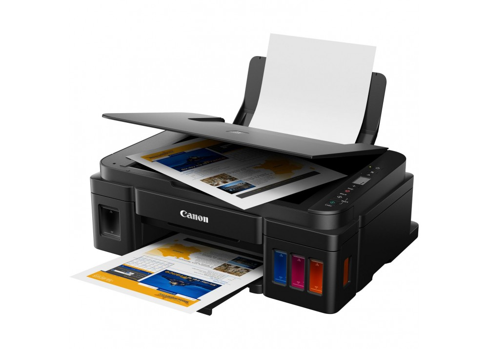 CANON COLOR MULTIFUNCTION INKJET PIXMA G2411