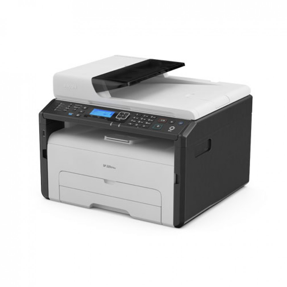 RICOH MULTIFUNCTION LASERJET SP-220 SFNW ADF WITH FAX