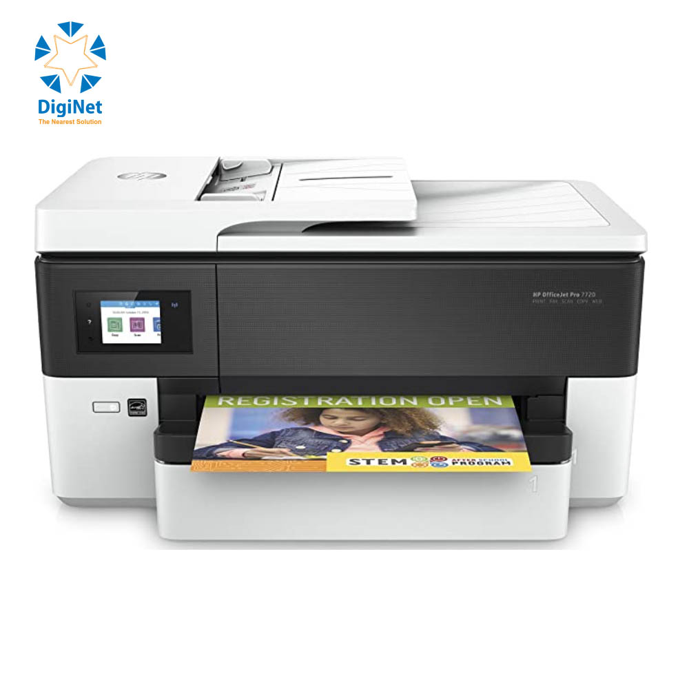 HP INKJET PRINTER ALL IN ONE PRINTER  PRO 7720 A3 AIO