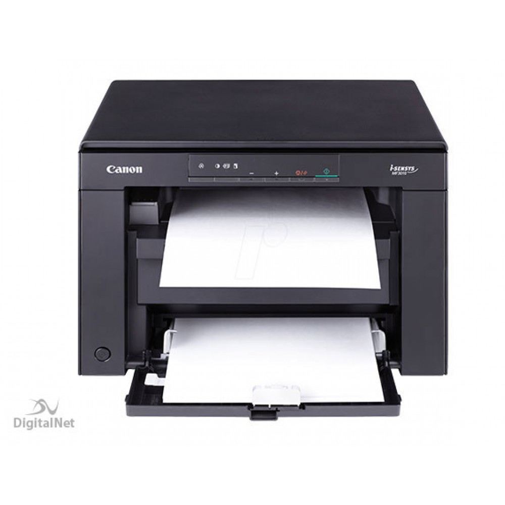 CANON BLACK MULTIFUNCTION LASERJET MF3010 PRINTER