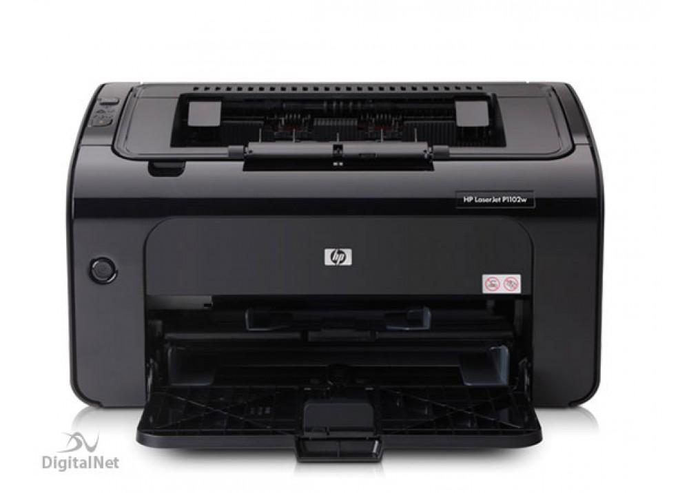 HP BLACK LASERJET P1102 W